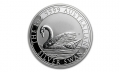 2017 Perth Mint 1oz Silver Swan
