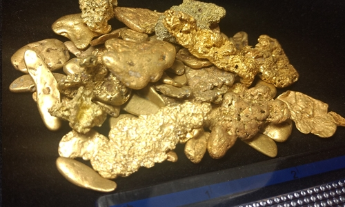 Large Gold Nuggets - 1 Ounce Parcels